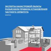 Эксперты Кадастровой палаты разъяснили правила установления частного сервитута