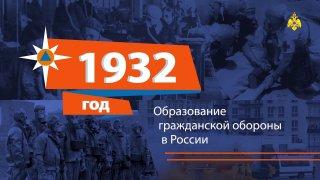 История развития деня Гражданской обороны в России