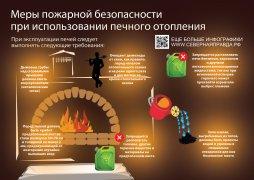 Причина пожара - ПЕЧЬ!