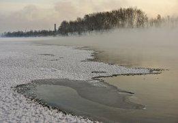 Становление первого льда на водоемах - крайне опасно!