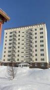 Завершено строительство МКД по ул. Гагарина,20б