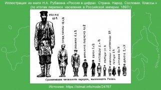 «Россия в цифрах. Страна. Народ. Сословия. Классы»