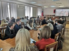 Городская среда, вакцинация и юбилей Кузбасса - актуальные вопросы