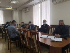 Новости с совместного заседания антитеррористической комиссии и оперативной группы