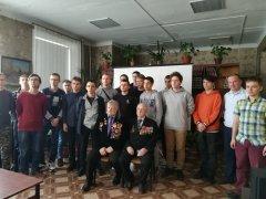 Встреча с ликвидаторами последствий аварии на ЧАЭС   «Эхо Чернобыля»