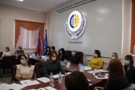 В Кузбасском отделении Фонда социального страхования состоялось очередное заседание контрактной службы