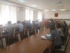 Очередное заседание антитеррористической комиссии