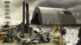 35 лет чернобыльской катастрофе.