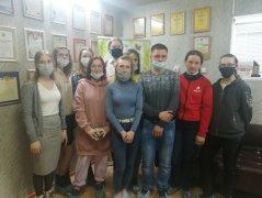 Экскурсия для студентов в рамках реализации мероприятий, приуроченных к празднованию 300-летия образования Кузбасса