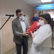 Порядка тысячи исследований проведено на новом оборудовании, установленном в Осинниковской городской поликлинике