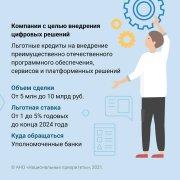 В этом году заработал федеральный проект «Искусственный интеллект» нацпроекта «Цифровая экономика»