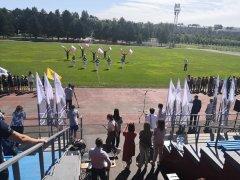 Почётные гости дали старт Дню спортивных мероприятий