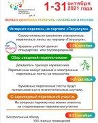 О Всероссийской переписи населения