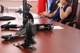 В Кузбассе показали умные протезы для инвалидов