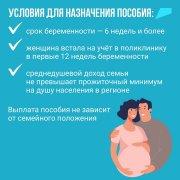 Выплаты для беременных