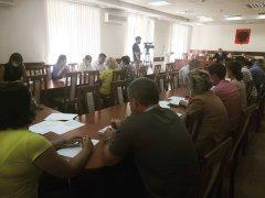 Заседание штаба по подготовке к новому отопительному сезону