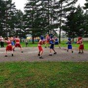Занятия спортом - это залог здорового образа жизни