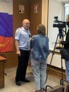 Интервью с заместителем начальника полиции