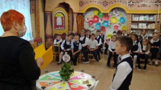 «В добрый путь и в добрый час!» День знаний в Детской библиотеке