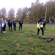 Осенний туристический слет среди школьных команд имени В.А. Зотова прошёл в Осинниках