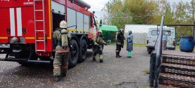 Пожарно тактические занятия на объекты здравоохранения.