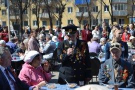 Вот и наступил знаменательный день - День ПОБЕДЫ в Великой Отечественной войне!